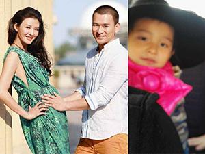 徐僧和白庆琳女儿正面照 恩爱夫妻情变原因