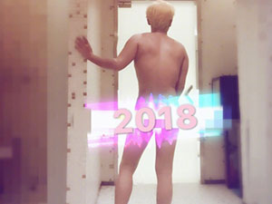 46岁陈志朋尺度再开 自曝浴室全裸照只遮臀