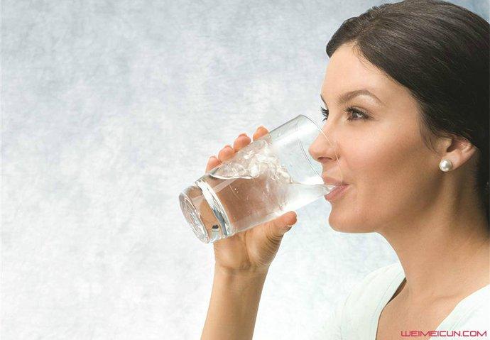 感冒多喝热水