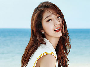 韩国最美女星排行 林允儿第一朴信惠因一缺
