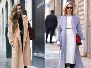 太胖太矮不能穿大衣?冬天穿衣小技巧教你穿出潮流范