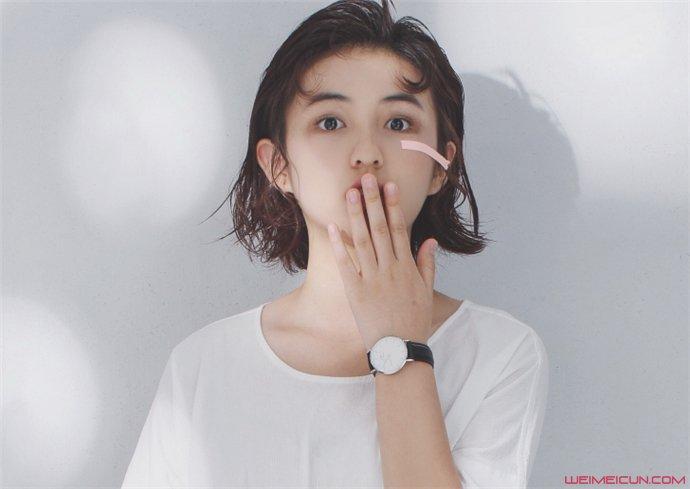 张子枫是单眼皮吗