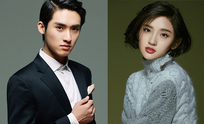 张赫和唐艺昕长得好像
