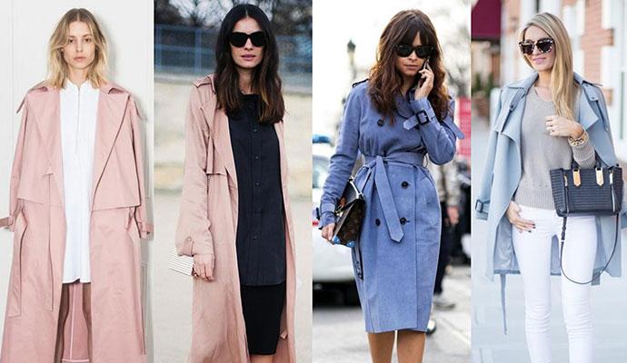 春季适合穿什么外套