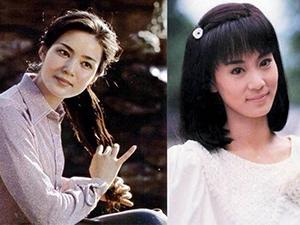 潘虹和刘雪华对比照 迷之相似的二人同衰老