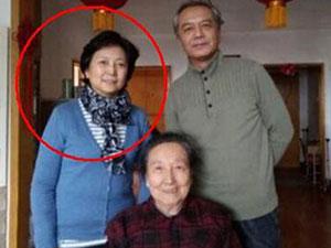 陈道明妻子近照曝光 杜宪近况被揭端庄优雅