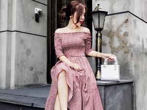 连衣裙新款搭配 时尚优雅的迷人裙让你秒杀路人