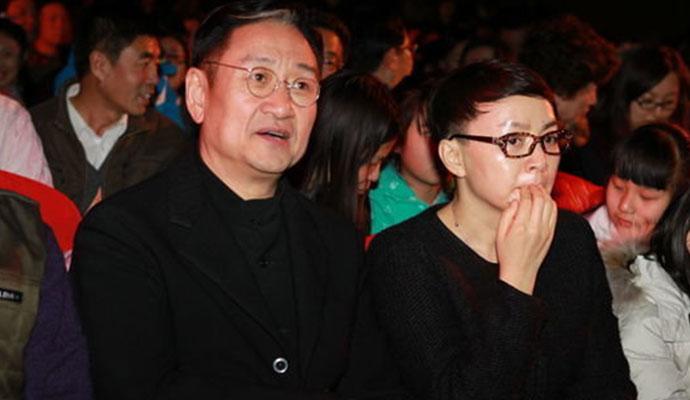 宋丹丹三婚丈夫曝光