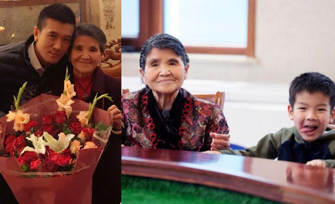 杨儿子的妈妈是谁