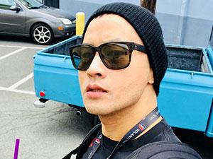 刘承俊宣布二胎 双胞胎B超照曝光其被禁回韩