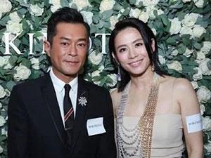 古天乐宣萱同现身 48岁宣萱不婚原因被揭多