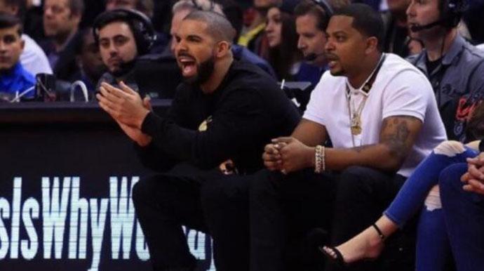 歌手遭NBA警告