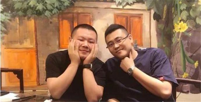 岳云鹏经纪人王俣钦