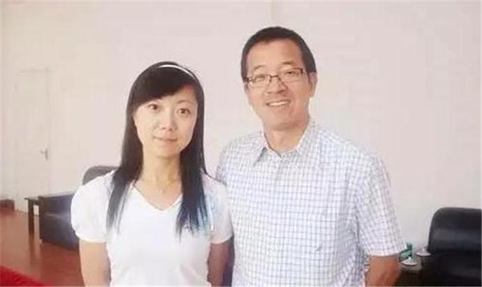 俞敏洪妻子杨桂青