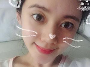 秋瓷炫怀孕九月晒自拍 自拍气色好预产期曝光