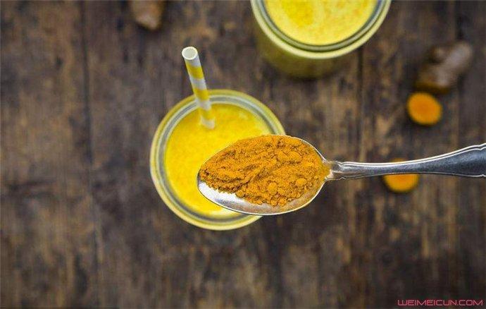 姜黄粉的功效与作用