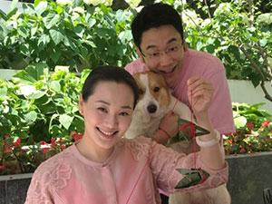 林依轮庆祝结婚周年 林依轮与娇妻西华是哪