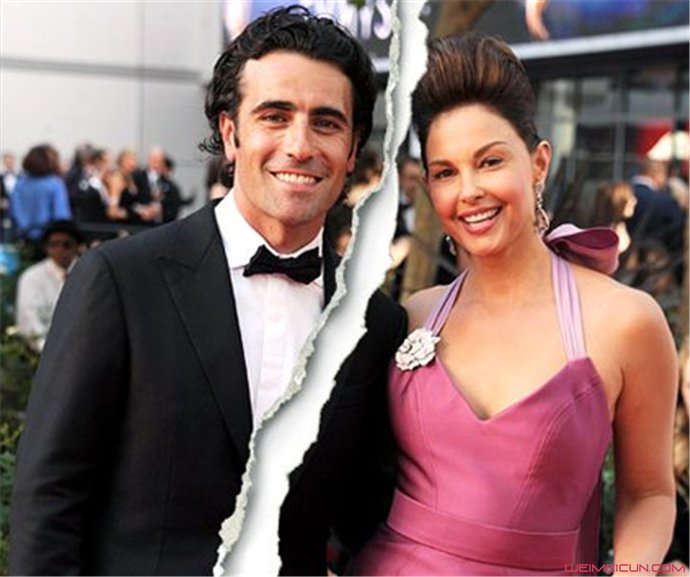 艾什莉·贾德与丈夫宣布离婚