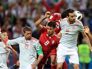 伊朗进球被判无效 揭伊朗球员前一秒还在庆