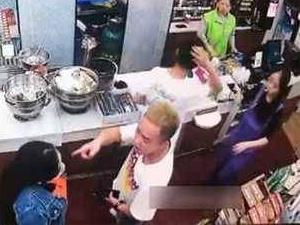男子购物少付1块 店员反遭殴打对事件经过后