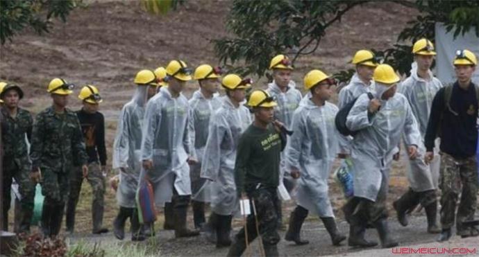 泰足球少年全获救过程
