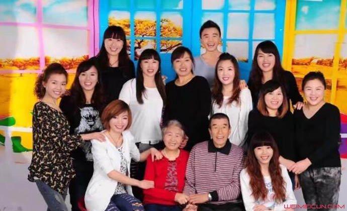 11个闺女一个儿子
