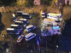 巴黎狂欢发生暴乱怎么回事 巴黎狂欢为什么