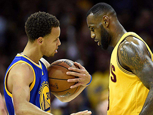 福布斯名人收入榜 詹姆斯力压库里成NBA第一