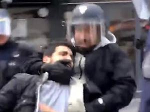 总统保镖殴示威者 原因及详细过程被揭开背