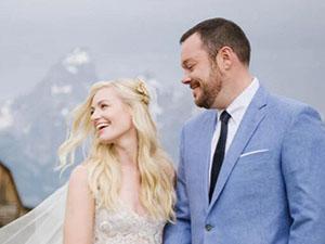 破产姐妹卡洛琳结婚 新郎个人资料照片公开