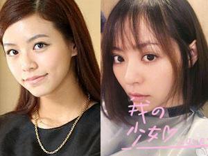 宋芸桦和张靓颖对比照 圈中这几位女星与宋
