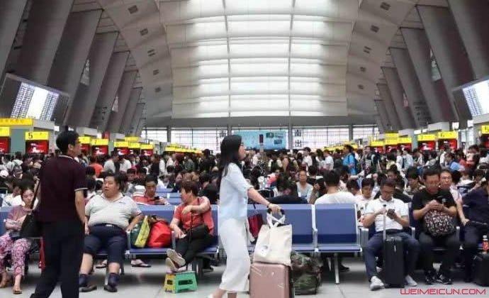 北京南站成难站