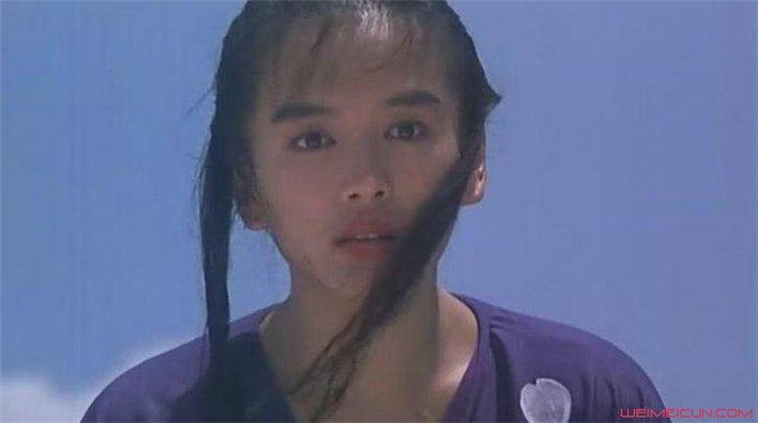 陈加玲年轻时照片