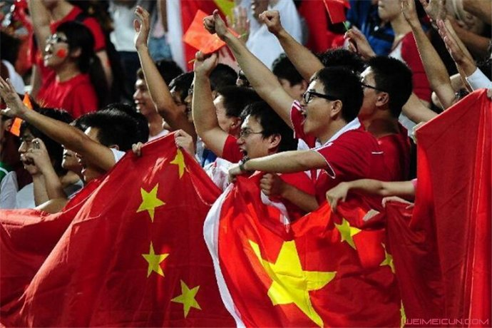 世界杯为什么没中国