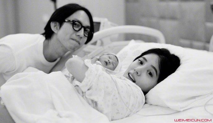 林宥嘉宣布老婆产子 发长文感慨首当爹其儿子正面照曝光(原创)