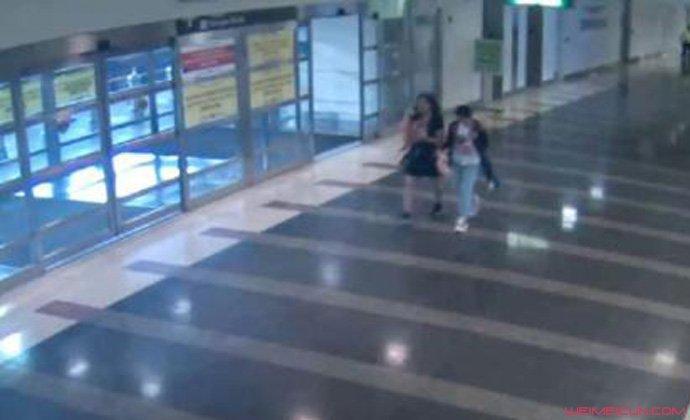 疑遭绑架女孩找到