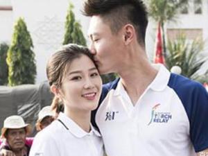 张培萌公布恋情 曝两人相识相恋过程女友颜