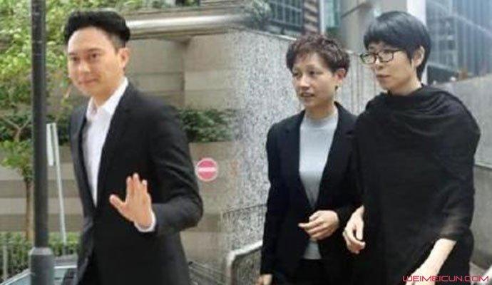 张智霖前经纪人判刑2年