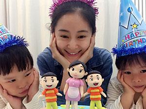 王媛可和王雨的孩子 双胞胎儿子小名曝光什么时候出生的