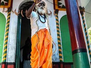印度男子自封神仙 具体详情曝光自己介绍成仙之路