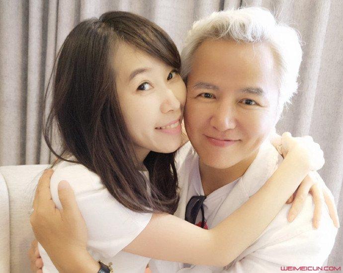[深水娱]张庭老公是谁 张庭老公头发竟然白了年纪很大了吗【图】