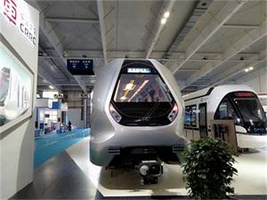 新一代地铁亮相 外形酷似时空飞船非常酷炫
