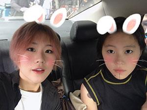 窦靖童妹妹出道 窦佳嫄个人资料遭扒与姐姐同用一张脸
