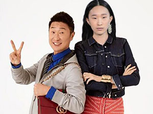 超模撞脸林永健 贾晨宇个人资料被揭逗趣表