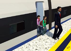 蹭高铁被送派出所是怎么回事 两女孩最终被
