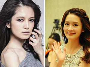 肖茵和李沁好像 两人相似度高达95%揭肖茵李