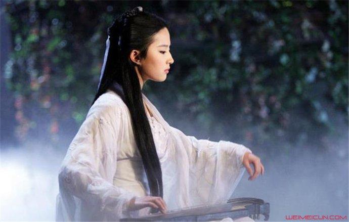 小龙女扮演者刘亦菲