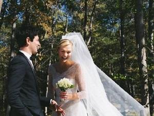 超模小KK结婚 新郎背景强大竟与美国总统是亲家