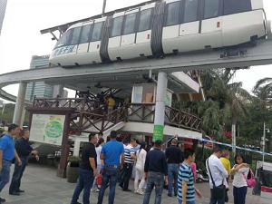 深圳欢乐谷列车相撞原因曝光 这样的无人驾驶车你敢坐吗