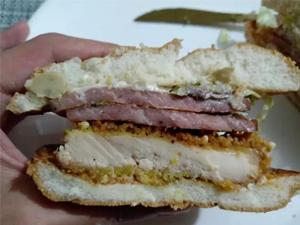 麦当劳吃出3颗牙怎么回事 汉堡里为什么有3